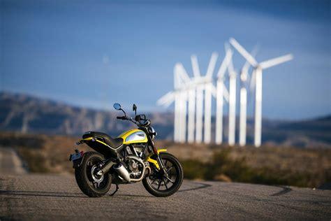 Motorrad Online Ducati Scrambler by Ducati Scrambler 2015 Erster Test Motorrad Fotos