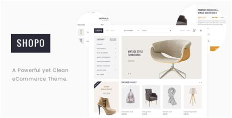 shopify themes simple shopo simple clean responsive shopify template by