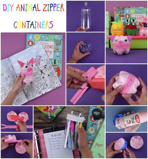 cute diy animal jars perfect to organize a children s 96 best babyfirst diy projects images on pinterest kids