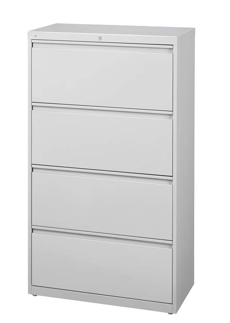 30 lateral file cabinet hirsh hl10000 series 30 inch wide 4 commercial