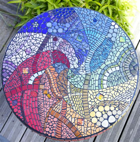 table jardin mosaique image gallery mosaique