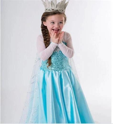 Ready Stok New Arrival Fashion 1 discount 2014 new fashion frozen elsa dress frozen