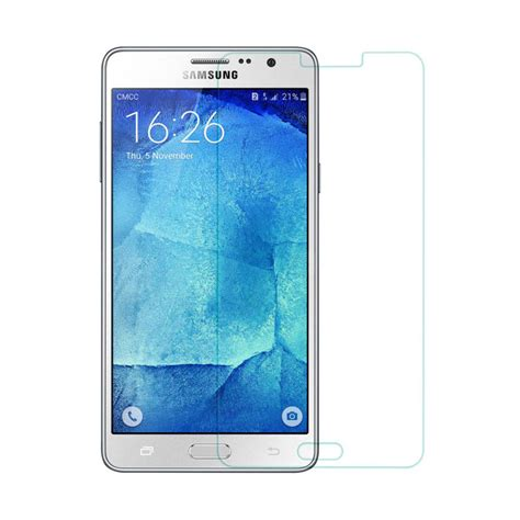 Nilkin Screen Protector Galaxy I8260 samsung galaxy on7 nillkin h tempered glass screen protector سایمان دیجیتال