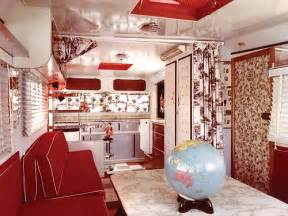 Decorating Ideas Vintage Travel Trailer Cer Decorating Ideas House Experience
