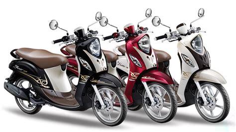 Yamaha New Fino 125 Sporty new yamaha fino 125 vs honda scoopy esp cool otomotif