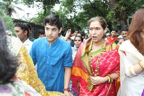 ganesh yadav actor wikipedia pix dimple twinkle vivek oberoi s ganpati visarjan