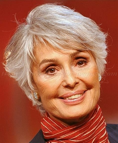 hairstyles for gray hair over 60 women 50 short hair short hairstyle for gray hair