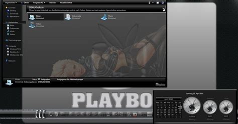 hot xp themes playboy sexy theme for windows 7 digital world guidestyle