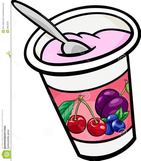 Yoghurt Pot Clipart