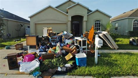 trash house increasing the value of your home removing unsightly