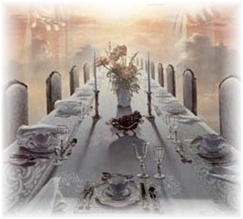 Thou Preparest A Table by 1 Writer 1 Day Come Heal With Me Week 9