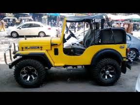 Modified Major Jeep Mahindra Major Modified To Jeep Wranglar Doovi