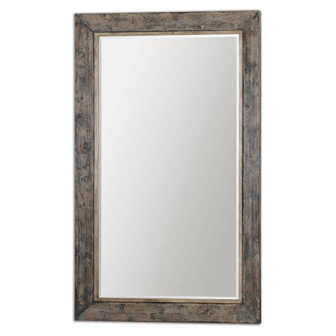 Floor Mirror by Uttermost 13851 Bozeman Grande Floor Mirror 877 80