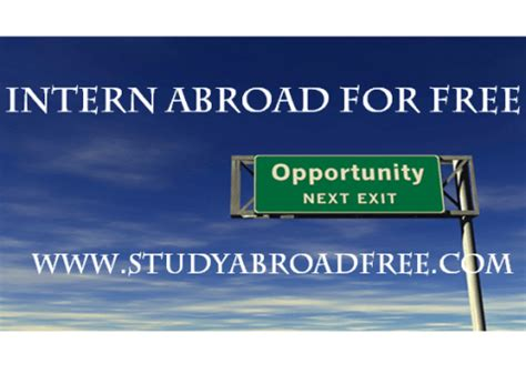intern abroad intern abroad for freestudy in canada for free