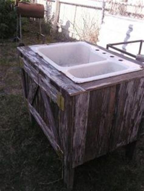 backyard gear water station plus outdoor sink outdoor
