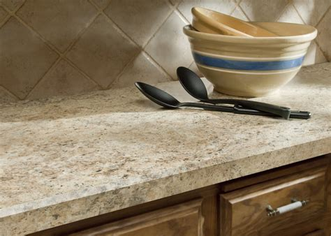 Cherry Kitchen Cabinets With Granite Countertops Monumental Madura Sets The Pace For Wilsonart S 2011 Designs