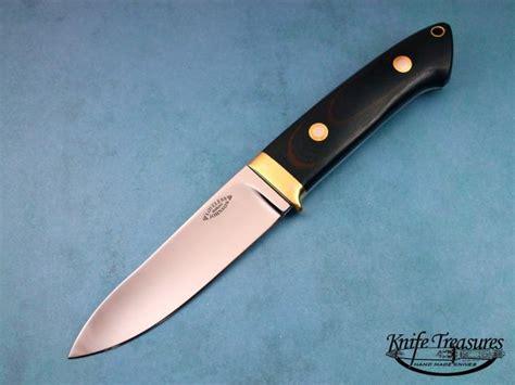 Loveless Treasures by Custom Knives Made By Johnson Loveless For Sale By