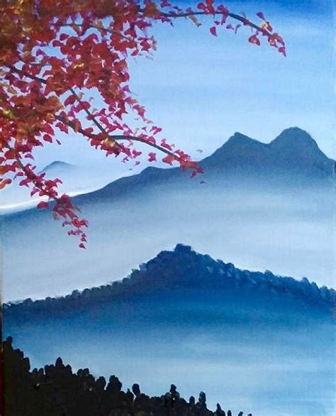 paint nite herndon paint nite mountain