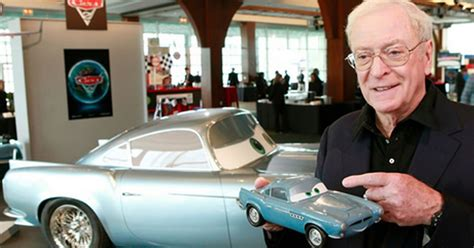 hollywood legend michael caine  passed  driving test