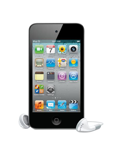 ipod touch apple introduces new ipod touch