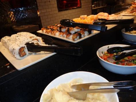 buffet at ti america s favorite dishes treasure island