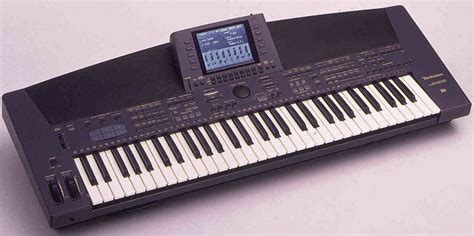 Keyboard Technics technics keyboards technics kn5000