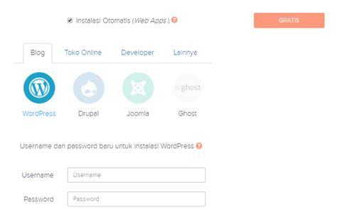 membuat blog review membuat blog install wordpress edi susilo blogger