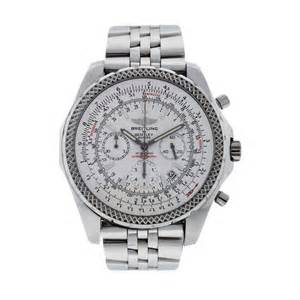 Breitling Of Bentley Watches Breitling For Bentley A25362 Special Edition Stainless
