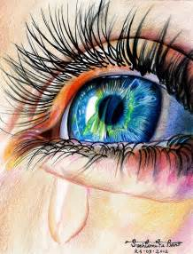 cool colored pencil drawings vision by artascending on deviantart