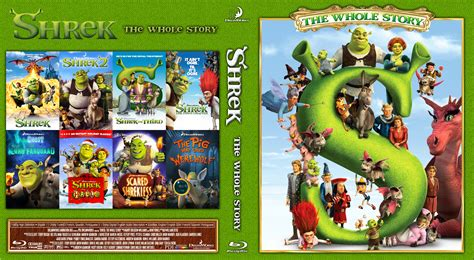 art the whole story blu ray shrek the whole story by morsoth on