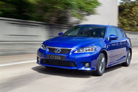 2012 lexus ct 200h f sport package picture 412649 car