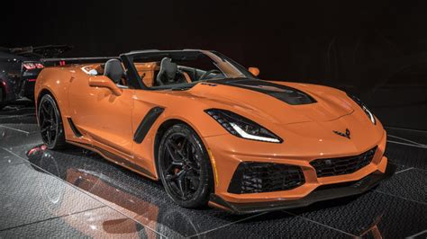 2019 Chevrolet Corvette Price by Gm Reveals Starting Prices For 2019 Corvette Zr1 At The L