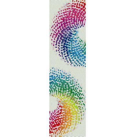 beading patterns pdf jewelry beading pattern swirl pdf file