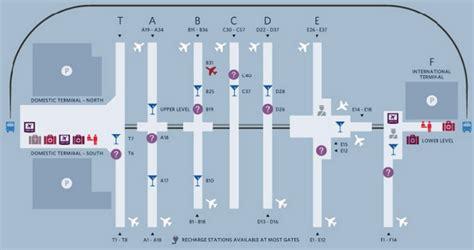 layout of atlanta airport atlanta archives travelskills