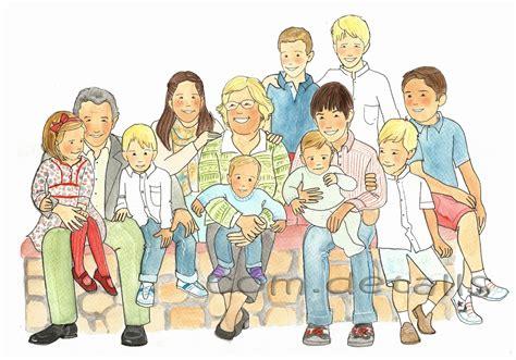 imagenes de la familia y amigos dibujos de familias on pinterest bodas anna and dios