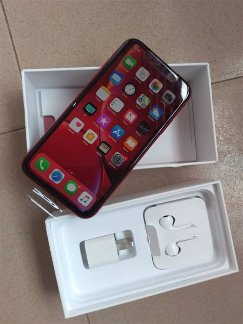 open box iphone xr gb   sold technology market nigeria