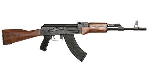 ak side scope rail century c39v2 milled 7 62x39 ak 47 rifle with new side