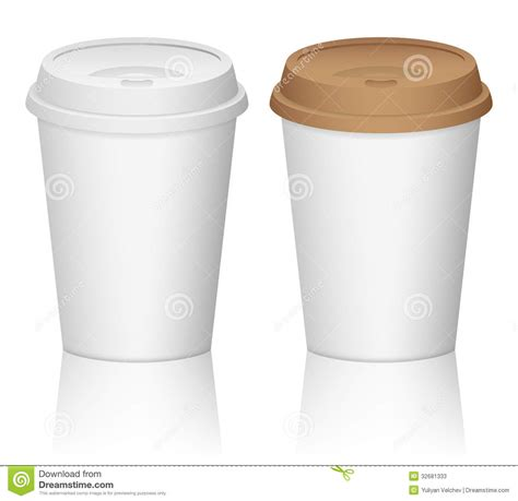 How To Make A Paper Coffee Cup - coffe paper cup clipart clipart suggest