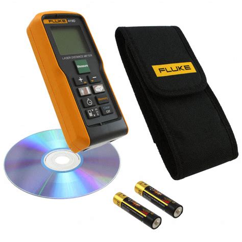 Measuring Tool Fluke 414d Laser Distance Meter Meteran Digital fluke 414d price stock digipart