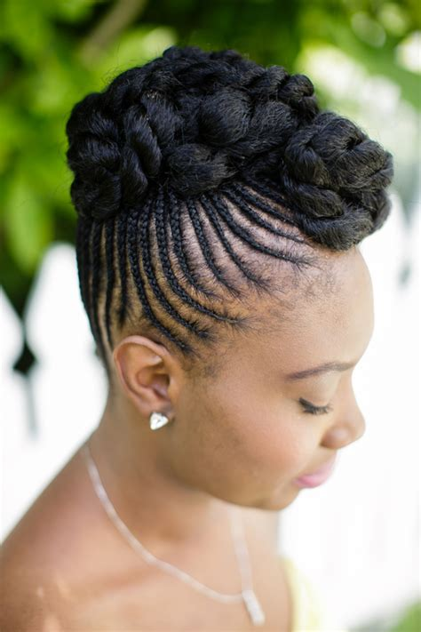 hairstyles for wedding in ghana ghanaian wedding in massachussetts with kente theme