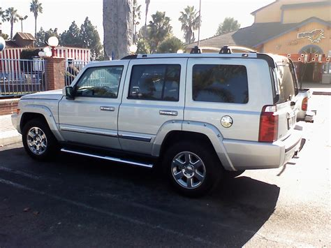 Commander Jeep 2008 2008 Jeep Commander Pictures Information And Specs