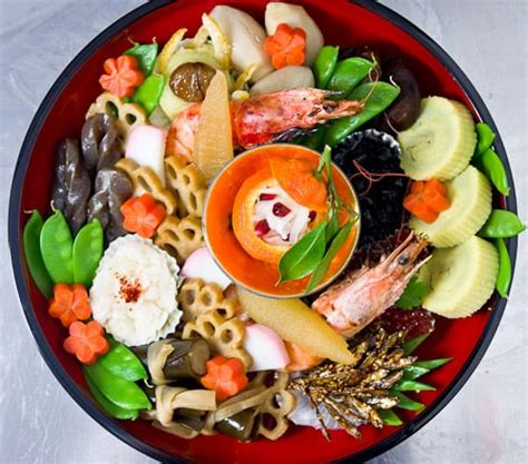 recipe of new year dishes osechi ryori japanese new year s food delicious techniques