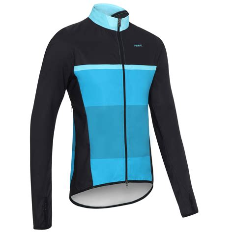 blue cycling jacket wiggle primal blue gene wind jacket cycling windproof
