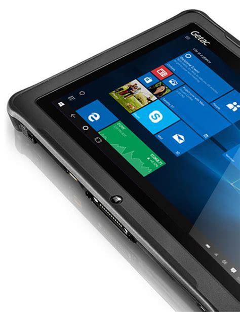 Rugged Warranty by Getac F110 Fully Rugged Tablet