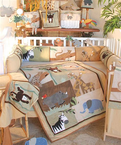 baby safari crib bedding boys crib bedding baby safari bedding set