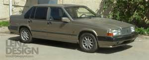 Volvo 940 Tuning Parts Volvo 940 Tuning By Lenzdesign