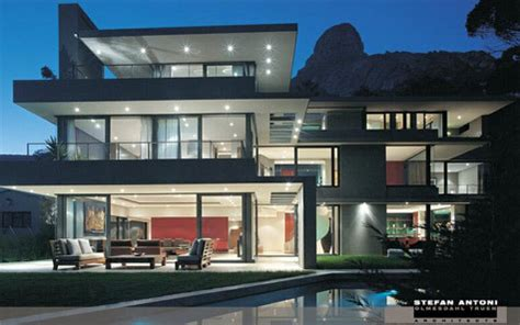 contemporary houses on