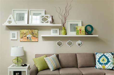 1000 ideas about floating wall shelves on