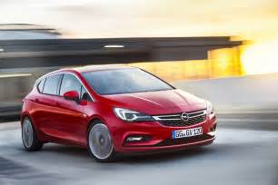 Opel Astra Cost Opel Prices All New Astra From 17 960 In Germany