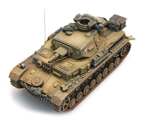 Swiss Army 1049 3l C panzer iv ausf f1 afrika korps artitecshop